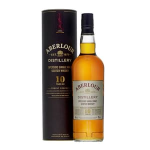 Aberlour 10 Years Forest Reserve Single Malt Whisky 70cl