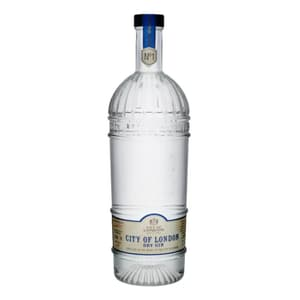 City of London Dry Gin 70cl