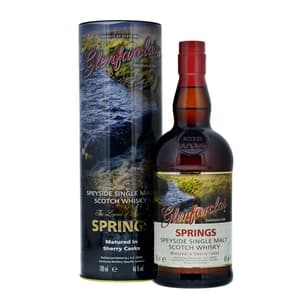 Glenfarclas Springs Single Malt Whisky 70cl