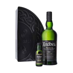 Ardbeg 10 Years Single Malt Edition Quadrant 70cl