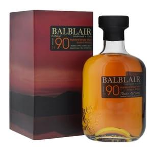 Balblair 1990 Single Malt Whisky 70cl