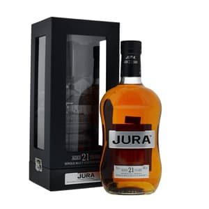 Jura 21 Years Whisky 70cl