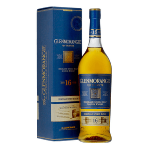 Glenmorangie 16 Years The Tribute Single Malt Whisky 100cl