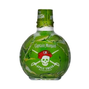 Captain Morgan Apple Smash 75cl (à base de rhum)