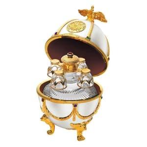 Imperial Collection Premium Fabergé Ei Vodka 70cl