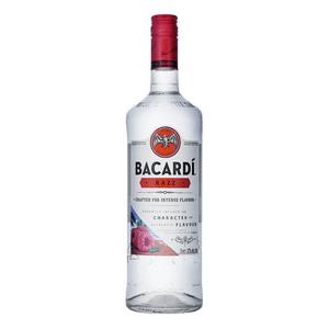 Bacardi Razz 100cl (Spirituose auf Rum-Basis)