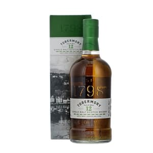 Tobermory 12 Years Single Malt Whisky 70cl