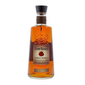 Four Roses Single Barrel Bourbon Whiskey 70cl