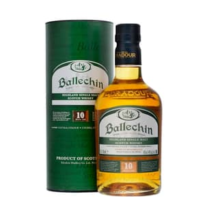 Ballechin 10 Years Single Malt Scotch Whisky 70cl