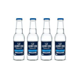 Erasmus Bond Dry Tonic Water 20cl Pack de 4