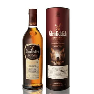 Glenfiddich Malt Master's Edition Whisky 70cl