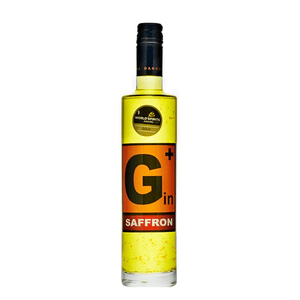 Gin+ Saffron 50cl