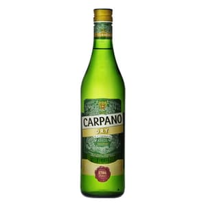 Carpano Dry Vermouth 75cl