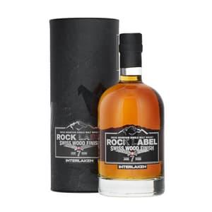 Swiss Mountain Rock Label Single Malt Whisky 50cl