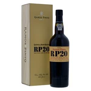 Ramos Pinto Porto Quinta do Bom Retiro 20 Years Douro DOC 75cl