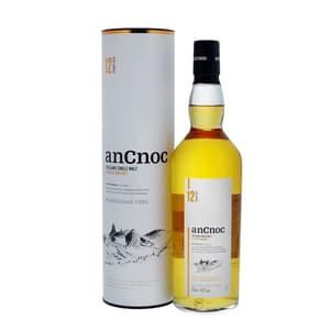 AnCnoc 12 Years Single Malt Whisky 70cl