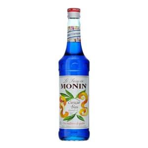 Monin Blue Curaçao Sirup 70cl