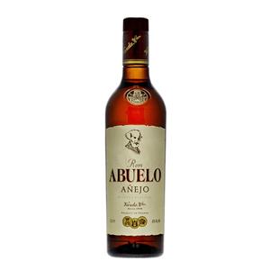 Abuelo Añejo Rum 70cl