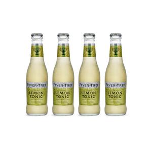 Fever-Tree Lemon Tonic 20cl 4er Pack