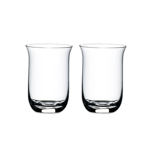 Riedel O Wine Tumbler Single Malt Whisky Glas, 2er-Pack