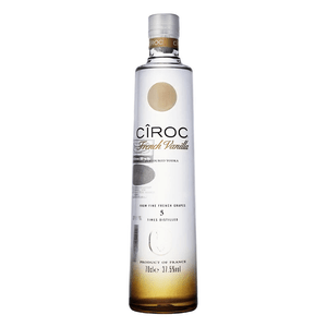 Ciroc French Vanilla Vodka 70cl