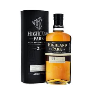 Highland Park 21 Years Single Malt Whisky 70cl
