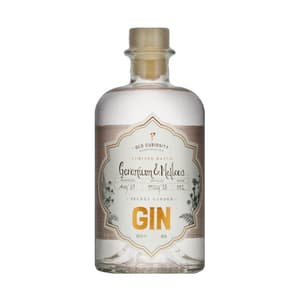 The Secret Garden Geranium & Malvenblüten Limited Batch Gin 50cl