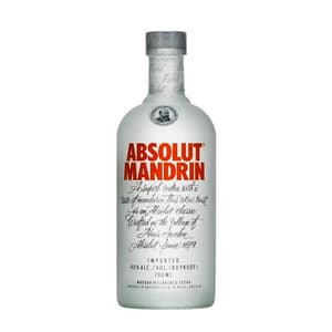 Absolut Mandrin Vodka 70cl