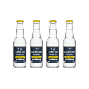 Erasmus Bond Classic Tonic Water 20cl Pack de 4