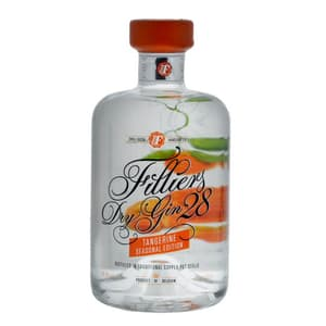 Filliers Dry Gin 28 Tangerine Seasonal Edition 50cl
