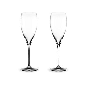 Riedel Vinum Jahrgangs-Champagnerglas 34cl, 2er-Pack