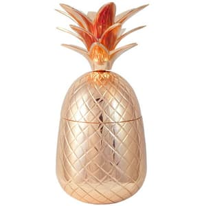 Pineapple Coupe petite (gold)