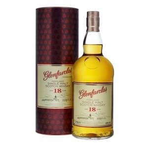 Glenfarclas 18 Years Single Malt Whisky 100cl