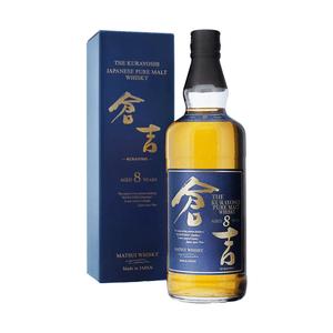 The Kurayoshi Japanese Pure Malt Whisky 8 Year Old 70cl