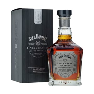 Jack Daniel's Single Barrel Whiskey 100 Proof 70cl