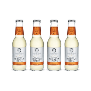 Swiss Mountain Spring Ginger Beer 20cl 4er Pack