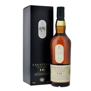Lagavulin 16 Years Single Malt Whisky 70cl