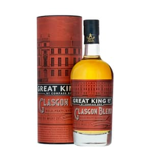 Compass Box Great King Street Glasgow Blend Whisky 50cl