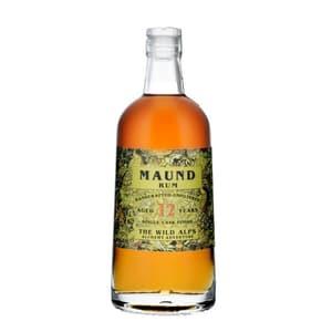 The Wild Alps Maund (Jamaika) Rum 12 Years 50cl
