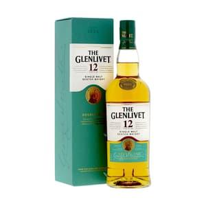 The Glenlivet 12 Years Double Oak Single Malt Whisky 70cl