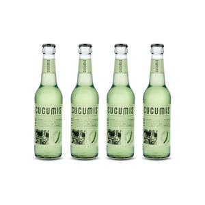 Cucumis Gurke 33cl 4er Pack