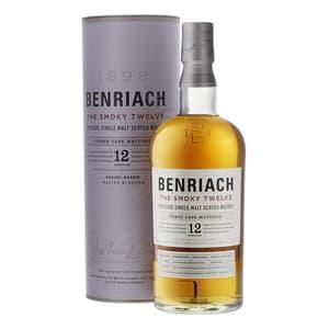 Benriach The Smoky Twelve 12 Years Single Malt Whisky 70cl