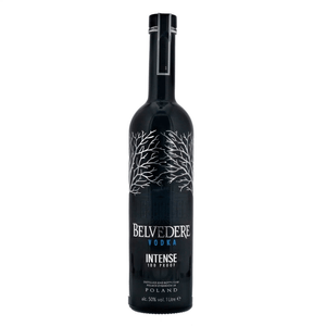 Belvedere Intense Vodka 100cl