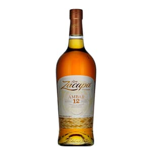 Zacapa Ambar 12 Year Old Rum 70cl