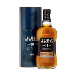 Jura 18 Years Red Wine Finish Scotch Whisky 70cl