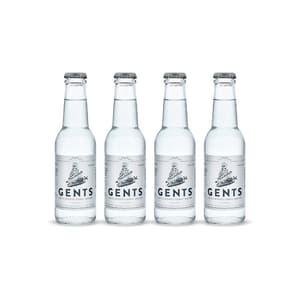 Gents Tonic Water 20cl Pack de 4