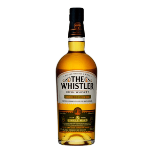 The Whistler Double Oaked 5 Years Single Malt Irish Whiskey 70cl