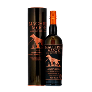 Arran The Peated Machrie Moor 7. Edition Single Malt Whisky 70cl