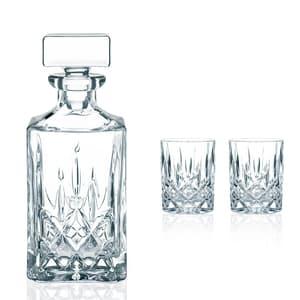 Nachtmann Noblesse Set à Whisky, en trois parties