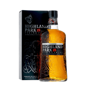 Highland Park 18 Years Viking Pride Single Malt Whisky 70cl